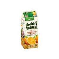 Florida's Natural Florida's Natural 100% Premium Florida Orange Juice - No Pulp, 52 Fluid ounce