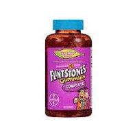Flintstones Complete Children's Multivitamin Supplement, 180 Each
