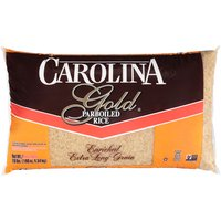 Carolina Rice - Enriched Extra Long Grain Parboiled, 10 Pound