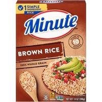 Minute Whole Grain Brown Rice, 396 Gram