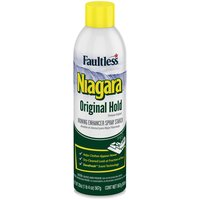 Niagara Spray Starch - Regular, 20 Ounce
