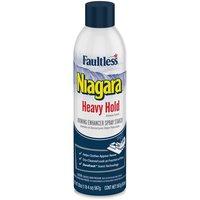 Niagara Spray Starch - Heavy, 20 Ounce