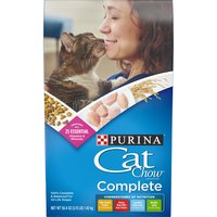 Purina Cat Chow Dry Cat Food Purina Cat Chow Dry Cat Food Complete 3.15 lb. Bag, 3.15 Pound