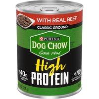 Purina Dog Chow Classic Beef, 13 Ounce