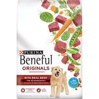 Purina Beneful Dog Food Beef, 14 Pound