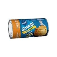 No Colors from Artificial Sources. No High Fructose Corn Syrup. Now More Flaky Layers. 8 Big Biscuits.