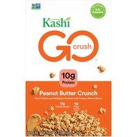 Kashi GoLean Peanut Butter Crunch Cereal, 13.2 Ounce