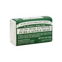 Dr. Bronner's Magic Soaps Dr. Bronner's Magic Soaps Bar Soap - All-One Hemp Almond, 5 Ounce