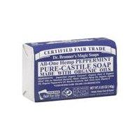 Dr. Bronner's Magic Soaps Dr. Bronner's Magic Soaps Soap - Pure-Castile All-One Hemp Peppermint, 5 Ounce
