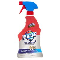 Removes tough pet stains & odors.