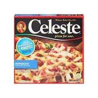 Celeste Pizza For One - Pepperoni, 142 Gram