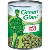 Green Giant Young Tender Sweet Peas, 15 Ounce
