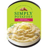 Simply Potatoes Mashed - Traditional, 24 Ounce