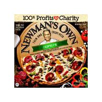 Newman's Own Thin & Crispy Supreme Pizza, 17 Ounce
