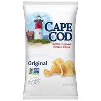 Cape Cod Potato Chips Cape Cod Potato Chips Original Kettle Cooked, 8 Ounce