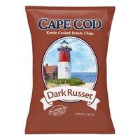 Cape Cod Cape Cod Dark Russet Potato Chips, 7.5 Ounce