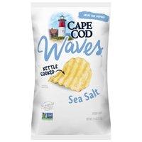 Cape Cod Potato Chips Cape Cod Potato Chips Waves Sea Salt, 7.5 Ounce