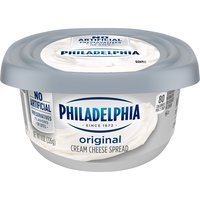 Philadelphia Cream Cheese Spread - Regular, 8 Ounce