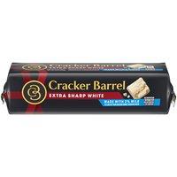 Cracker Barrel Cracker Barrel 2% Reduced Fat - Extra Sharp Whit, 8 Ounce