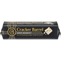 Cracker Barrel NY Aged Reserve Cheddar, 8 Ounce