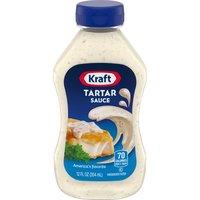 Kraft Tartar Sauce, 11.97 Fluid ounce