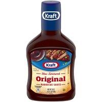 Kraft Kraft Slow Simmered Barbecue Sauce - Original, 1.13 Pound