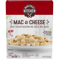 Main Street Kitchen Macaroni and Cheese With Bacon, 9 Ounce