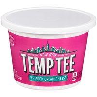 Temptee Whipped Cream Cheese, 8 Ounce