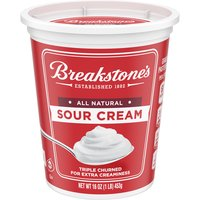 Breakstone's Sour Cream - All Natural, 16 Ounce
