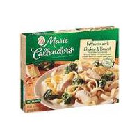Marie Callender's Fettuccini With Chicken And Broccoli Dinners, 13 Ounce