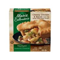 Marie Callender's Cheesy Chicken And Bacon Pot Pie, 15 Ounce