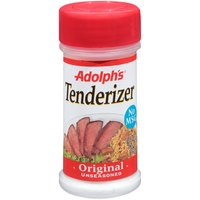 Adolph's Original Unseasoned Meat Tenderizer, 3.5 Ounce