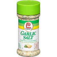 Lawry's Garlic Salt Coarse Ground with Parsley - 6 oz., 6 Ounce