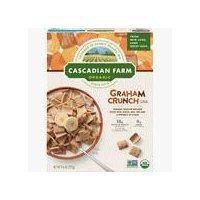 Cascadian Farm Cascadian Farm Organic Graham Crunch Cereal, 9.6 Ounce