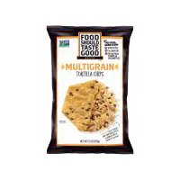 Food Should Taste Good Multigrain Tortilla Chips, 5.5 Ounce