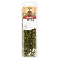 Goodness Gardens Thyme - Singles, 0.25 Ounce