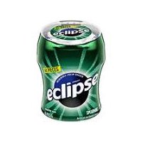 Get incredibly fresh breath whenever you need it with Eclipse Sugarfree Gum. Crunch into the minty outer shell and release a cool burst of refreshing spearmint-flavored gum. Keep a pack in your pocket