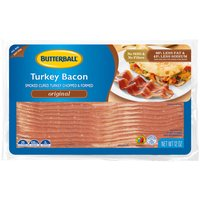 Butterball Butterball Sliced Turkey Bacon, 12 Ounce