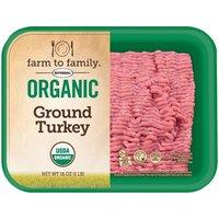 Butterball Butterball Organic Ground Turkey, 16 Ounce