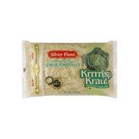 Silver Floss Silver Floss Krrrrisp Kraut Sauerkraut - Barrel Cured, 32 Ounce