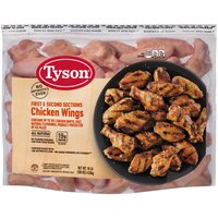 Tyson Individually Frozen Chicken Wings, 160 Ounce
