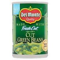 Del Monte Green Beans - Cut Blue Lake, 14.5 Ounce
