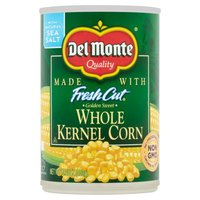 Del Monte Golden Sweet Whole Kernel Corn, 15.25 Ounce