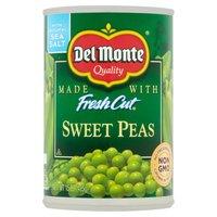 Del Monte Sweet Peas, 15 Ounce