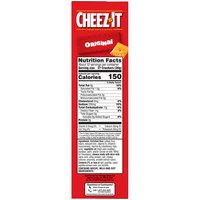Kellogg's Cheez It Baked Snack Crackers - Original, 12.4 Ounce