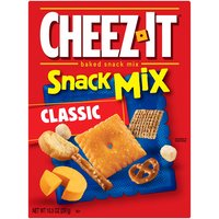 Kellogg's Cheez It Classic Baked Snack Mix, 10.5 Ounce
