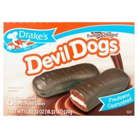 Classic snack icon, fully-enrobed in a dark, fudge coating, 8 Individually wrapped creme filled cakes per package.