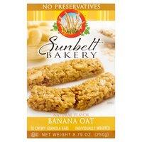 Sunbelt Granola Bars - Banana Harvest, 8.79 Ounce