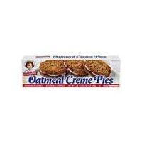 Little Debbie Oatmeal Creme Pies - 12 ct, 16.2 Ounce