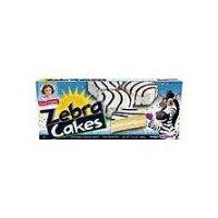 Little Debbie Zebra Cakes - 10 ct, 13 Ounce